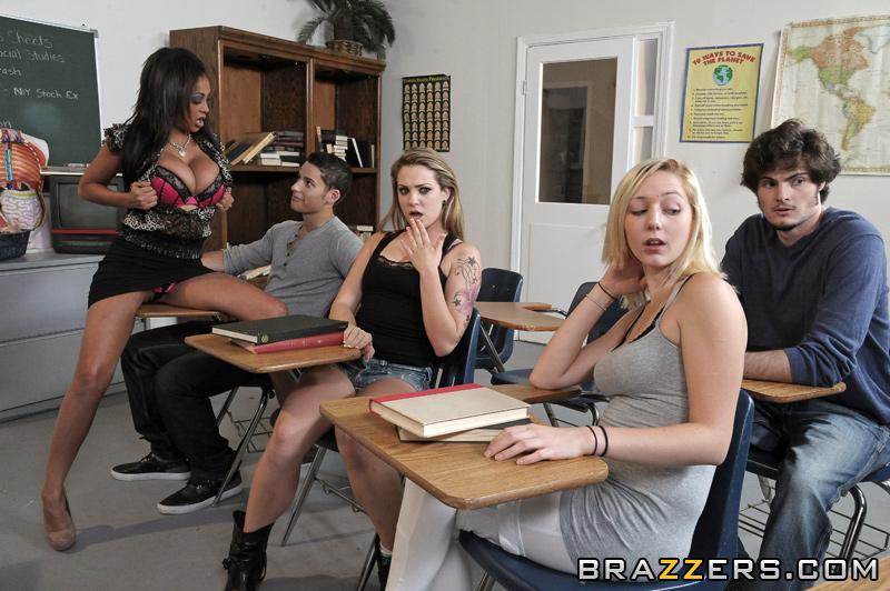 Brazzer sexy movie