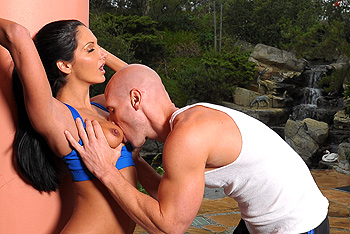 Ava Addams big boobs video from Big Tits in Sports