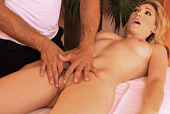 Lily Luvs porn stars video from Dirty Masseur