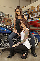 HD porn video Whores Of Anarchy
