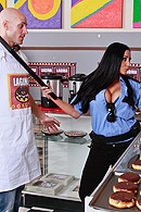 Audrey Bitoni, Honey White06