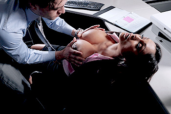 Priya Rai big boobs video from Big Tits at Work