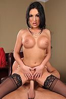Brazzers video with Emily B, Johnny Sins