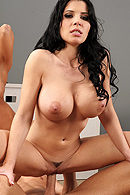 Brazzers video with Johnny Sins, Madison Ivy, Rebeca Linares
