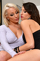 Kortney Kane, Lexi Swallow XXX clips