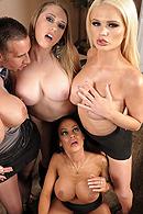 Alexis Ford, Angelina Valentine, Kagney Linn Karter, Phoenix Marie, Keiran Lee XXX clips