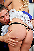 Laura Crystal, Mick Blue on brazzers