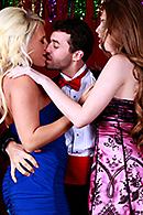 Brazzers porn movie - Prom Night Dance