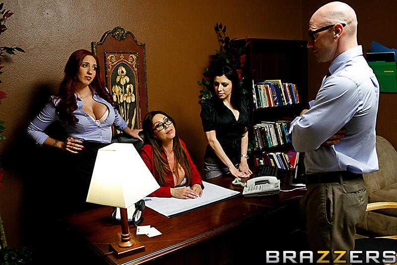 групповушка в учительской