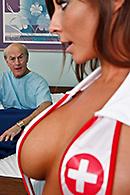 Brazzers porn movie - You're no Nurse