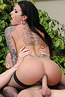 Brazzers video with Christy Mack, Johnny Sins