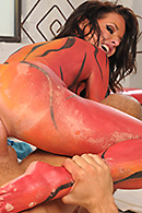 Brazzers HD video - The Joy Of Body Painting