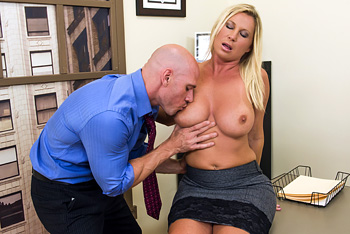 BigTitsatWork &#8211; Devon Lee &#8211; I Can Fuck My Way Out Of It