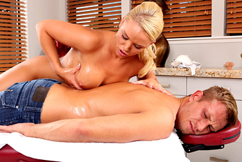 DirtyMasseur &#8211; Alexis Monroe &#8211; A Dirty Masseuse