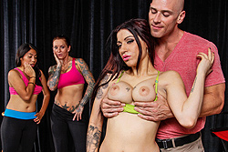 brazzers johnny sins