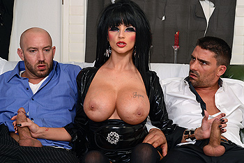 Mommy Got Boobs &#8211; Joslyn James &#8211; Hellvira Mistress Of The Fuck