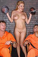 Titty Fuck porn video – Whorey Warden