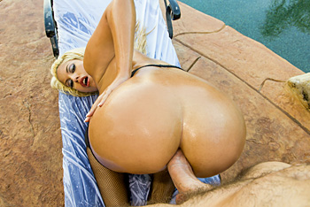 Big Wet Butts – Bridgette B – B For Big Butt