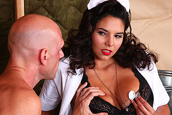 Doctor Adventures &#8211; Missy Martinez &#8211; In the Line of Boner
