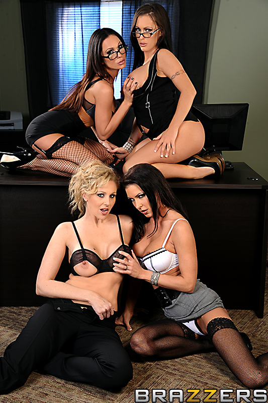 Office 4 play brazzers