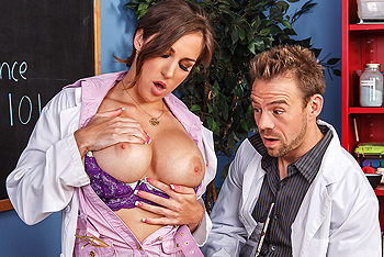 Big Tits At School &#8211; Kiera King &#8211; They Have Chemistry