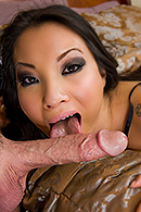 Deep Throat porn video – The Butler Serves Anal