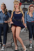 brazzers.com high quality pictures of Abbey Brooks, Nikki Benz, Phoenix Marie