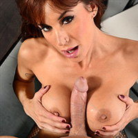 Gia Dimarco - tattooed red hed