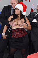 Office Christmas Party sex video