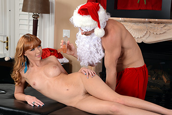 Dirty Masseur &#8211; Marie McCray &#8211; Shiatsu Santa