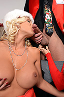 Diana Prince, Puma Swede, Will Powers on brazzers