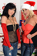 Brazzers video with Diana Prince, Puma Swede, Will Powers