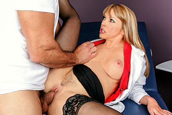 Doctor Adventures &#8211; Shayla Leveaux &#8211; Does My Dick Work, Doc?