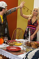 HD porn video The Real Story Of Thanksgiving