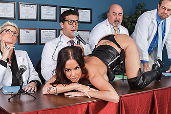 Doctor Adventures &#8211; Brandy Aniston &#8211; License To Fuck