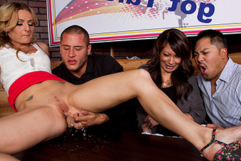 Shes Gonna Squirt &#8211; Natasha Starr &#8211; ZZ&#8217;s Got Talent!