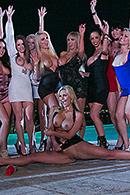 A Brazzers New Year's Eve! sex video