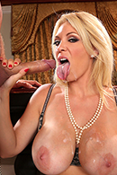 Charlee Chase Deep Throat sex movies