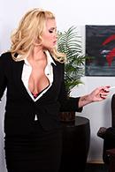 HD porn video Eager Intern