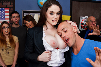 Big Tits At School &#8211; Tessa Lane &#8211; Rate My Rack