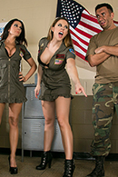HD porn video Sergeant Drill Me