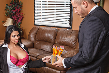 Big Tits At Work &#8211; Missy Martinez &#8211; Listening and Lust