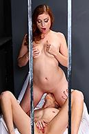 Brazzers porn movie - Prison Pussy