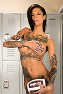 Bonnie Rotten, Lolly Ink13