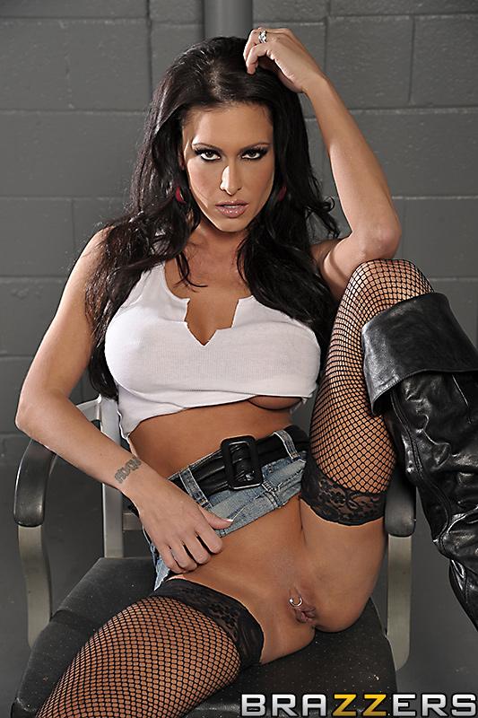 Eva angelina police and fake cop british 5