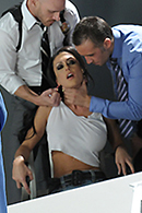 Jessica Jaymes, Kirsten Price, Johnny Sins, Keiran Lee XXX clips