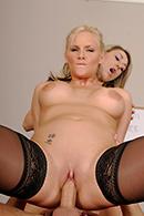 Amber Ashlee, Phoenix Marie, Danny Mountain XXX clips