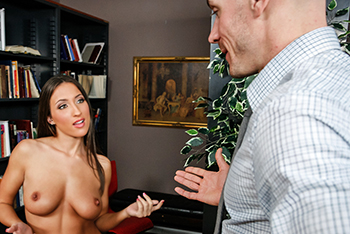Big Tits at School &#8211; Lizz Tayler &#8211; The Power of Female Sexuality