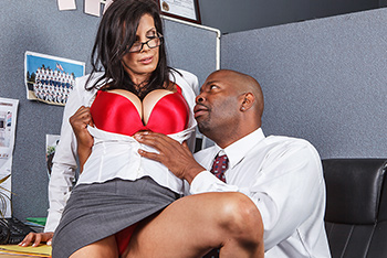 Big tits at work &#8211; Shay Sights &#8211; Daydream Dicking