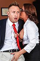 HD porn video The Sex-stitute